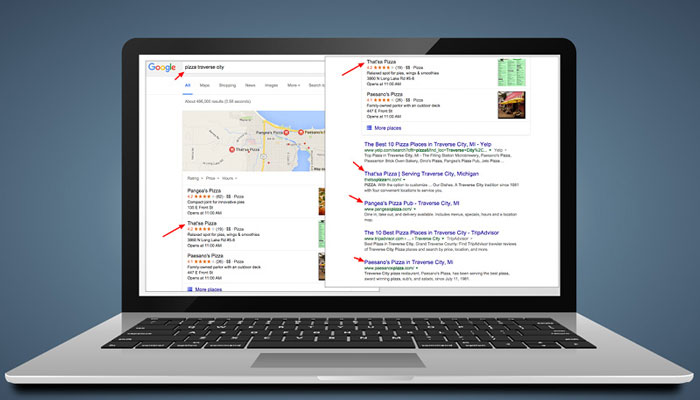 google listings - claiming listings for small businesses